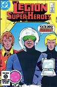 The Legion of Super-Heroes (2nd Series) #312