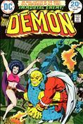 The Demon (1st Series) #16