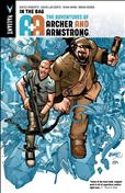 A&A: The Adventures of Archer & Armstrong Book #1