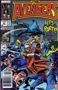 The Avengers #291