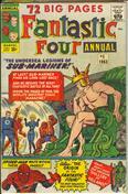 Fantastic Four (Vol. 1) Annual #1