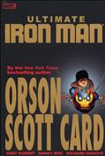 Ultimate Iron Man Book #1 Hardcover