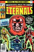 The Eternals (UK Edition) #5