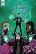 The October Faction: Supernatural Dreams #1 Variation A