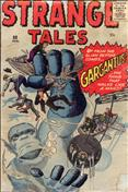 Strange Tales (1st Series) #80