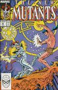 The New Mutants #66