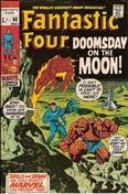 Fantastic Four (UK Edition, Vol. 1) #98