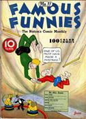 Famous Funnies #11