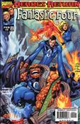 Fantastic Four (Vol. 3) #2 Variation A