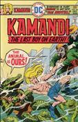 Kamandi, the Last Boy on Earth #36