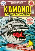 Kamandi, the Last Boy on Earth #23