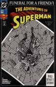 Adventures of Superman #498