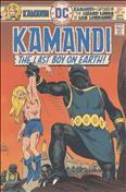 Kamandi, the Last Boy on Earth #40