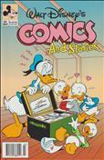 Walt Disney's Comics and Stories #581