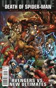 Ultimate Avengers Vs. New Ultimates #4 Variation A