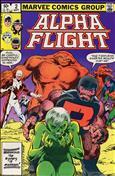 Alpha Flight (1st Series) #2