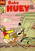 Baby Huey the Baby Giant #11