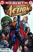Action Comics #957  - 2nd printing