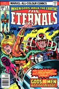 The Eternals (UK Edition) #6