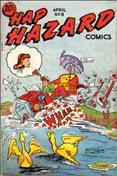 Hap Hazard Comics #8