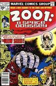 2001, A Space Odyssey #7 Variation A