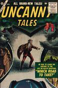 Uncanny Tales (1st Series) #42