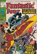 Fantastic Four (UK Edition, Vol. 1) #99