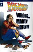 Back To The Future (IDW) #14