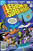 The Legion of Super-Heroes (2nd Series) #261