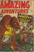 Amazing Adventures (2nd Series) #3
