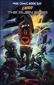 Zagor: The Alien Saga Free Comic Book Day #2019