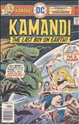 Kamandi, the Last Boy on Earth #39