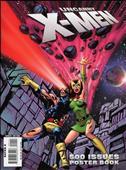 Uncanny X-Men 500 Issues Poster Book #1