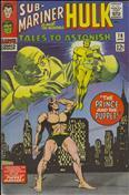 Tales to Astonish (Vol. 1) #78