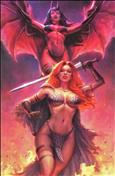 Red Sonja: Age of Chaos #1 Variation 28