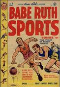 Babe Ruth Sports Comics #1