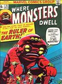 Where Monsters Dwell (UK Edition) #25