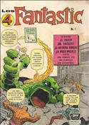 4 Fantásticos, Los (La Prensa) #1