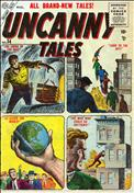 Uncanny Tales (1st Series) #34
