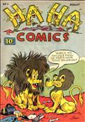Ha Ha Comics #11