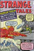 Strange Tales (1st Series) #105