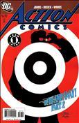 Action Comics #837  - 2nd printing