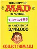 Mad #123 Variation A