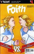 Faith (Valiant, 2nd Series) #4 Variation A