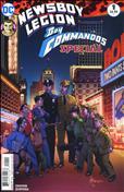 The Newsboy Legion and the Boy Commandos Special #1
