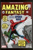 Amazing Fantasy #15  - 9th printing