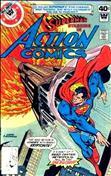 Action Comics #497 Variation A