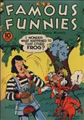 Famous Funnies #98