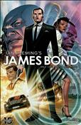 James Bond (Dynamite, 2nd Series) #1 Variation A
