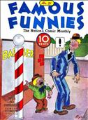 Famous Funnies #21